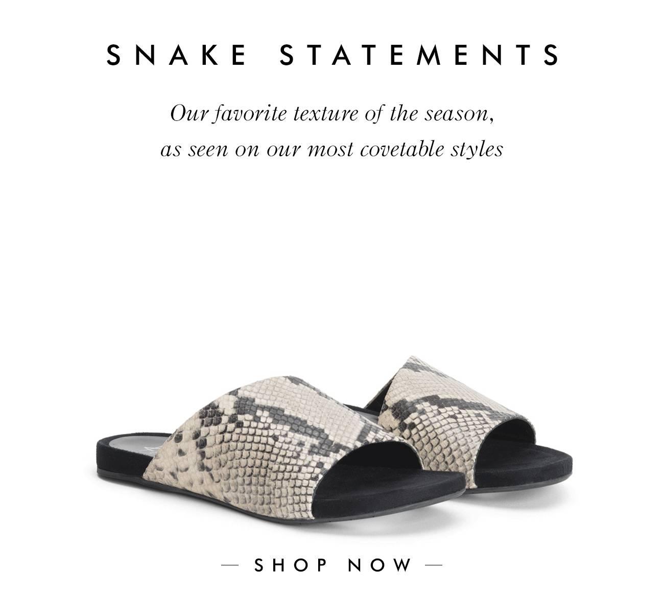 Snake Statements