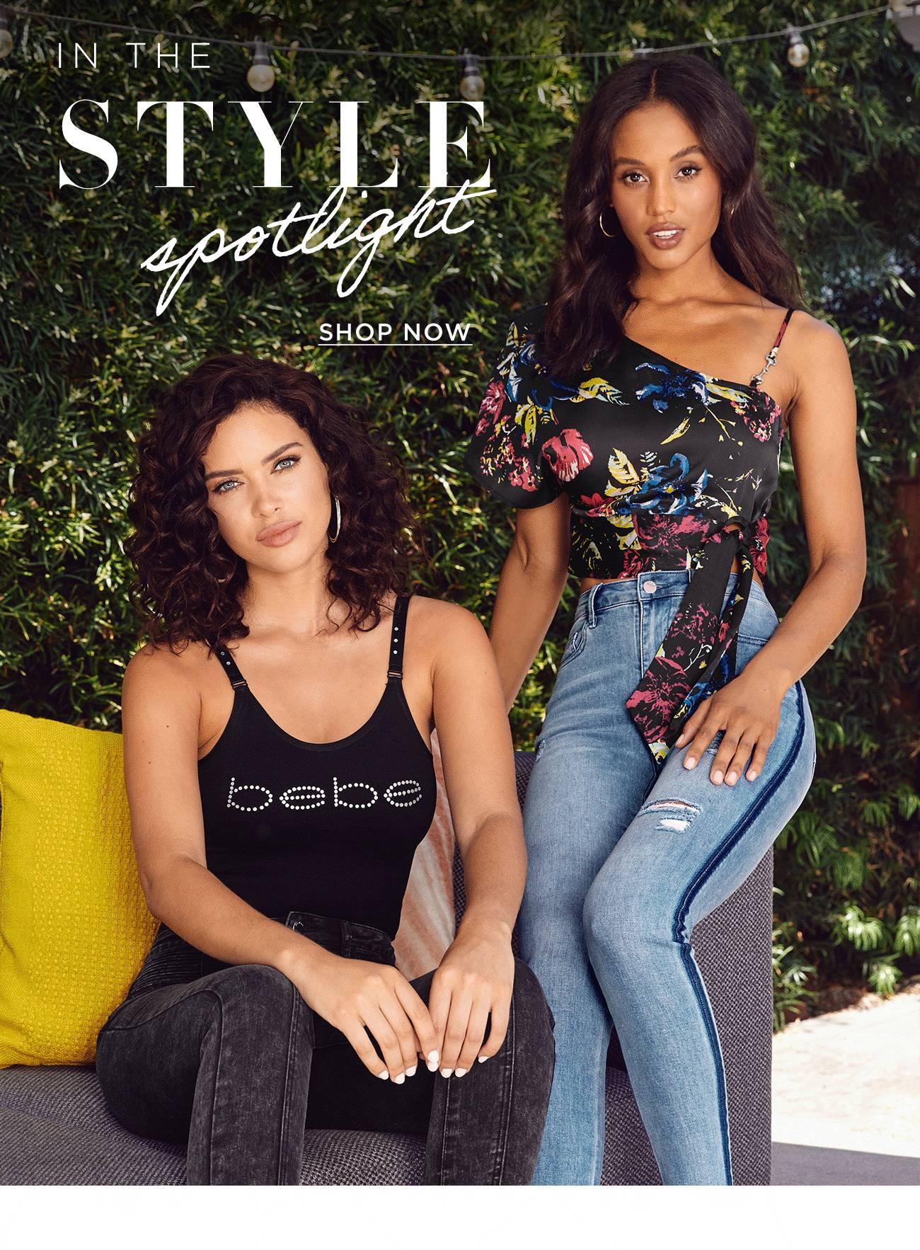 Style Spotlight Shop Now