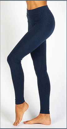 High Rise Ankle Legging