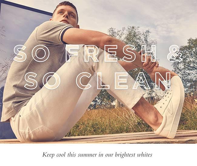 So Fresh and So Clean