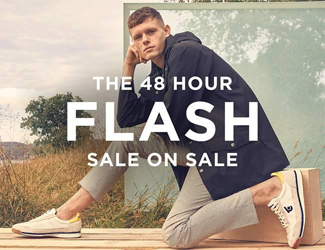 Flash Sale On Sale