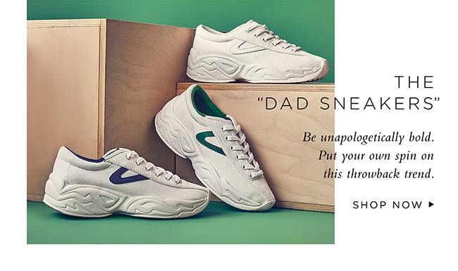 The Dad Sneakers Shop Now