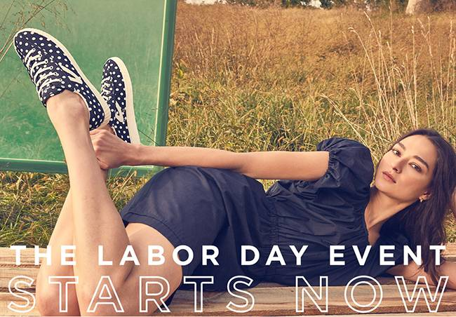 The Labor Day Event Starts Now